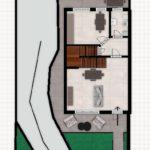 01_Planimetria 3D piano terra CAS87