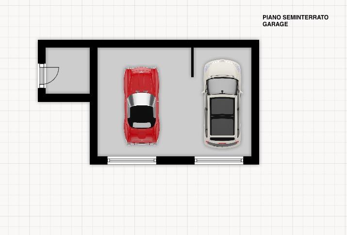 03_Planimetria-piano-seminterrato-garage