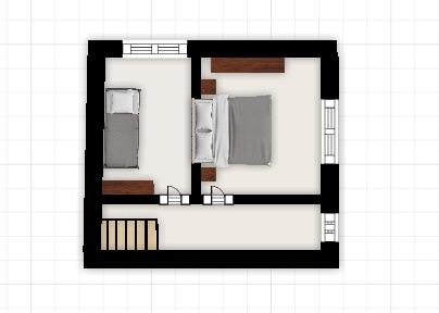 03_Planimetria 3D CAS83 primo piano